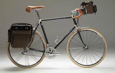 El equipaje puede ser parte de la bicicleta.