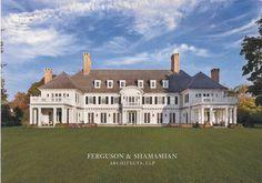 The Devoted Classicist: Ferguson & Shamamian