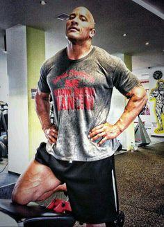 The Rock..Dwayne Johnson