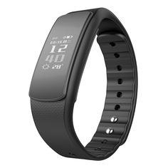 iWOWNfit i6 HR Smart Wristband Fitness Tracker Smartband Heart Rate Monitor Waterproof Bluetooth Smart Band Bracelet for Android IOS (Black). Highlight OLED Display Touch Screen: 0.96''HD, solution of 128*64, 4 different dial styles time, date, steps, distance, caloies, heart rate in real time, messages, call ID, to-do, movement model. Click, slide, long press, three kinds of operation made, leading to a clever experience. Full vertical screen display and high sensitive touch screen bring...