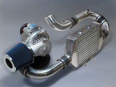 RIPP 2007-11 Jeep Wrangler JK 3.8 V6 Supercharger Kit Intercooled CARB Legal