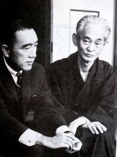 Kawabata et Mishima