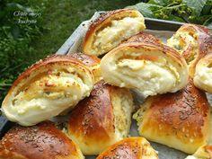 Cooking Recipes, Healthy Recipes, Dumplings, Pretzel Bites, Mousse, Bakery, Food And Drink, Pizza, Tasty