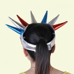 Image result for statue of liberty hair