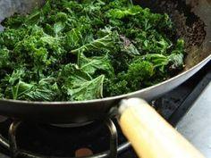 Got the Blues? Eat More Kale | Mother Jones