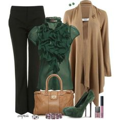 cute dress-up outfit (conferences, talks)