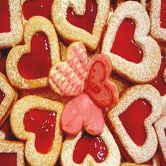 Heart Cookie #iPad #Wallpaper