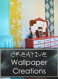 Creative Wallpaper Creations