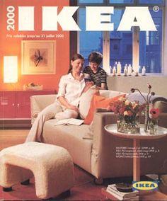 Catalogue #IKEA 2000