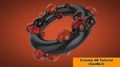 Geoboil-Picture without plugins (Cinema 4D Tutorial) on Vimeo