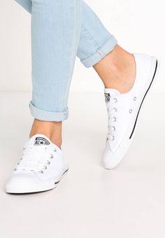 59dd8980aa CHUCK TAYLOR ALL STAR DAINTY - Sneaker low - white/black - Zalando.de