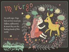 Discover in-depth info about the Virgo Child. Read all about the Virgo Girl and Virgo Boy in our Astrology & Zodiac Signs For Kids series!