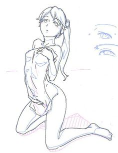 Figure Sketching, Figure Drawing Reference, Cartoon Drawings, Art Drawings, Poses References, Body Drawing, Anime Sketch, Drawing Poses, Character Design References