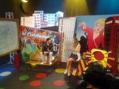 Susana Mora presentadora de Play Zone en el Cuaderno Mx