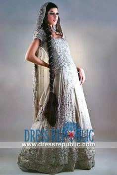 Champagne Bisutti - DR9884, Zaheer Abbas Designer Collection 2013 | Buy Zaheer Abbas Dresses | Online Shop by www.dressrepublic.com