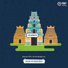 #BudgetHotel OYO Rooms now in #Madurai
