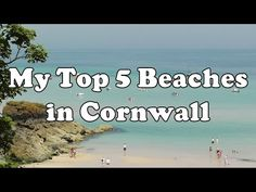 The Best Beaches To Visit in Cornwall - YouTube