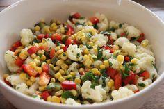 Karnabahar Salatası | Reyhan'ın Mutfağı