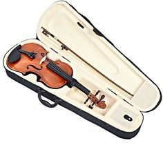 Full Size Violin Cellos 4/4 Acoustic Fiddle W/Case Bow Wooden Antique Violins #eVirtualdeals