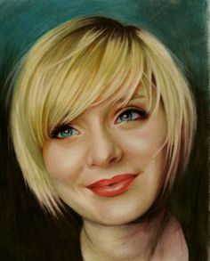 """Saatchi Online Artist: Brian Scott; Colored Pencils, Drawing """"You are ..."""""""