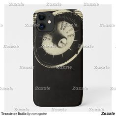 Shop Transistor Radio Case-Mate iPhone Case created by camcguire. Iphone 11, Apple Iphone, Iphone Cases, Pocket Radio, Transistor Radio, Customizable Gifts, Plastic Case, Radios, Cards