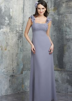 3cbcebe5d20 in petal or dusty rose Designer Bridesmaid Dresses