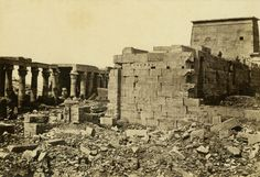 Temple of Isis (Ptolemaic Period)