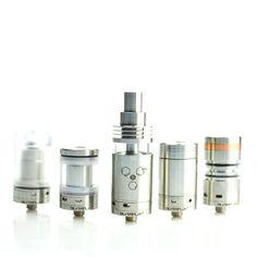 Project Sub-Ohm SilverPlay RTA Atomizer
