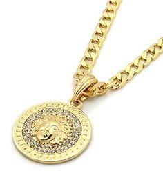 Collier 14mm Rose perla dorado acero cuerda maduro choker Pearls Collier