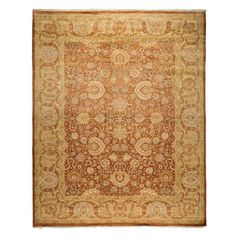 """Regal Collection Oriental Rug, 9'1"""" x 11'7"""""""