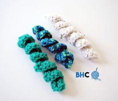 crochet curly cue