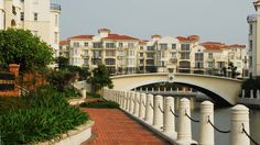 china residential development mediterranean style - Google Search