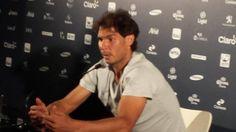 Antes do Rio Open, Rafael Nadal participa do carnaval: 'Será um prazer'