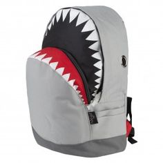 We've got your back-to-school shopping covered. Check out this JAW-some backpack!