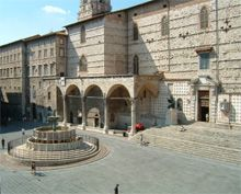 Learn Italian at the oldest university for foreigners of Italy in Perugia in Umbria | www.regioneumbria.eu