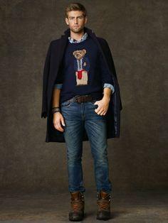 Polo Bear Sweater - Polo Ralph Lauren Crewneck - RalphLauren.com