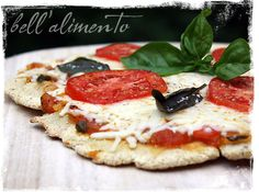 Gluten-free pizza recipe.  Just need a good cheese substitute and we will be good!