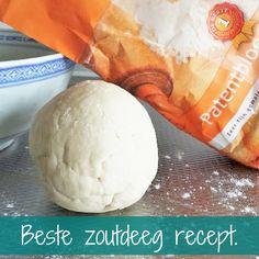 Beste zoutdeeg recept BMelloW.nl