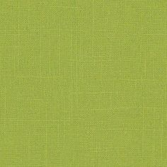 Andover #Fabric in Lime - linen is blended with viscose for a crisp, long-wearing fabric that works well for everything from curtains to slipcovers to bedding.