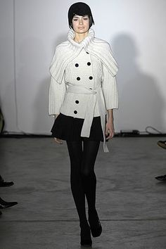 Catherine Malandrino Fall 2007 Ready-to-Wear Collection Photos - Vogue