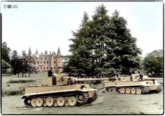 20 more colourised photos from WW2 - Imgur