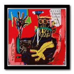 Jean-Michel Basquiat - Pop International Galleries