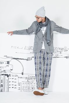 Engineered Garments Spring 2017 Menswear Collection Photos - Vogue