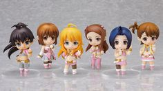 Buy Small trading figures - The Idolmaster 2 Small Trading Figures - Nendoroid Petit Stage 02 (Random Figure) - Archonia.com