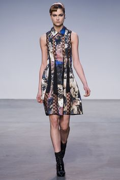 Thakoon Fall 2013 RTW - Review - Fashion Week - Runway, Fashion Shows and Collections - Vogue