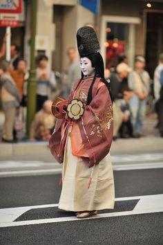 Jjidai Matsuri, Kyoto, 2012 by tokyobling