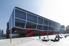 Colorcoat scores with a cool makeover for Ice Hockey arena