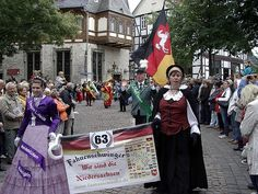 tag der niedersachsen 2013 in goslar-deutschland
