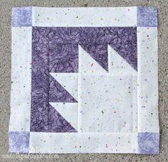 Lily Patch Quilts: Aurifil BOM...Bear's Paw