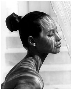 Christy Turlington by Herb Ritts 1988